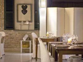 El restaurante de Casa Olivo, Durmiendo en un antiguo pueblo de Italia