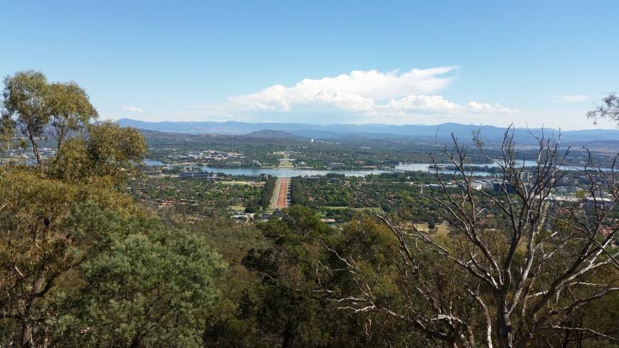 Canberra, Australia. Las 10 capitales más limpias del mundo