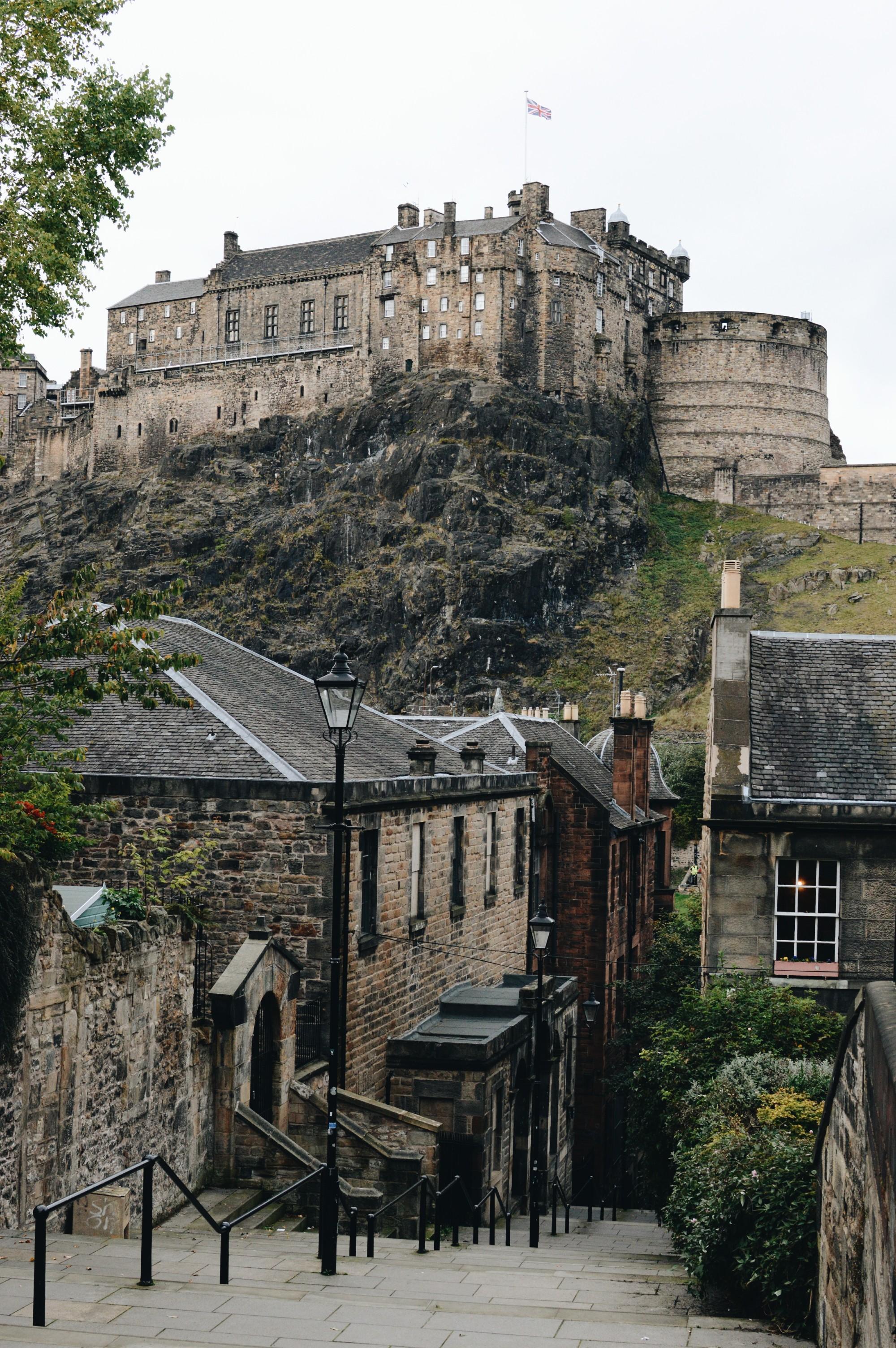 Edimburgo. Las 10 capitales más limpias del mundo