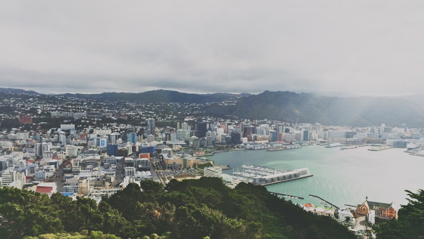 Wellington. Las 10 capitales más limpias del mundo