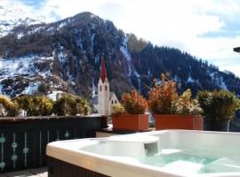 Exterior y vistas del Hotel Residence Rabenstein, Italia