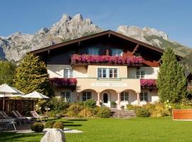 Exterior del Landhaus Rhormoser, Werfenweng, Austria