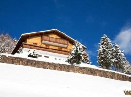 Exterior del Residence Schopplhof – Funes Alto Adige, Italia