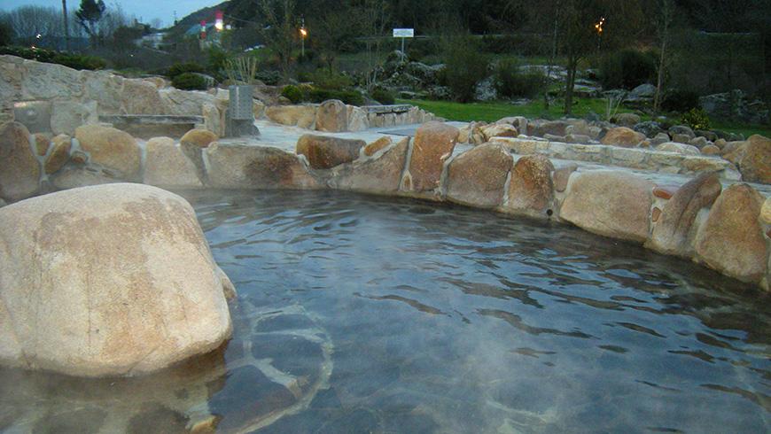 Baños Muino Vega, Ourense, España. Las 10 mejores piscinas termales gratuitas de España