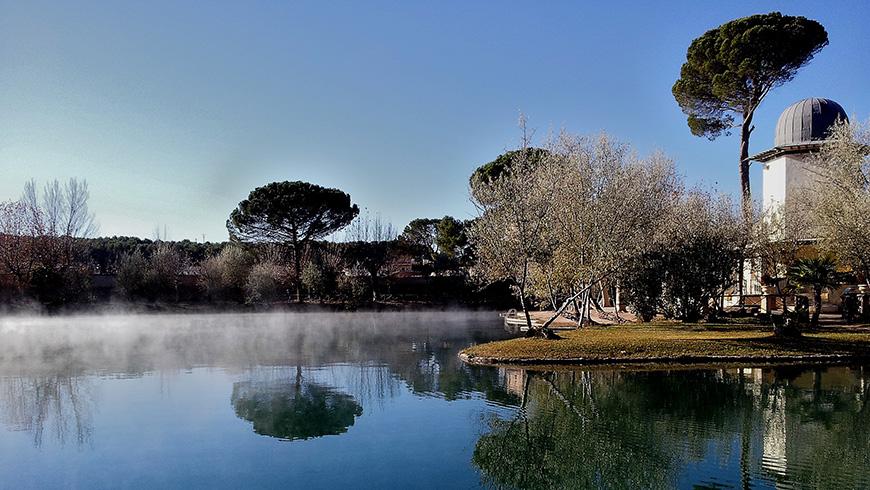Lago Termal de Alhama de Aragón, Zaragoza, España. Las 10 mejores piscinas termales gratuitas de España