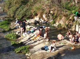 Termas naturales de Alhama, España. Las 10 mejores piscinas termales gratuitas de España