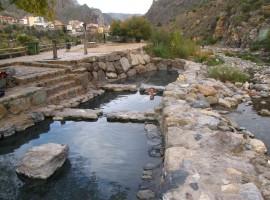 Pozas de Arnedillo, La Rioja, España. Las 10 mejores piscinas termales gratuitas de España