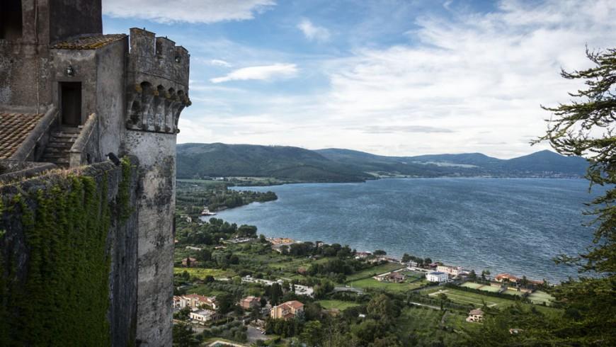 Lago de Bracciano, Italia. Fin de semana: 10 lagos de Italia para una escapada eco-friendly