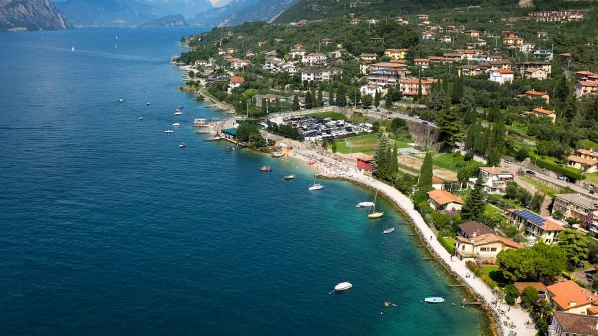 Lago de Garda, Italia. Fin de semana: 10 lagos de Italia para una escapada eco-friendly