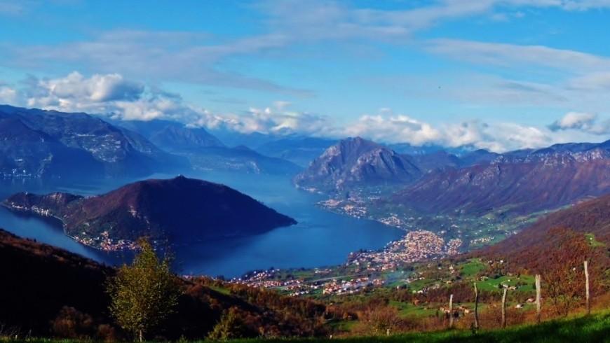 Lago de Iseo, Italia. Fin de semana: 10 lagos de Italia para una escapada eco-friendly