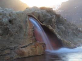 Aguas termales de Plan de Phazy, Altos Alpes, Francia. ¡5 aguas termales en Francia para unas vacaciones relax y gratis!