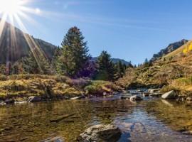 Aguas termales de Merens Les Vals (Ariege), Francia. ¡5 aguas termales en Francia para unas vacaciones relax y gratis!