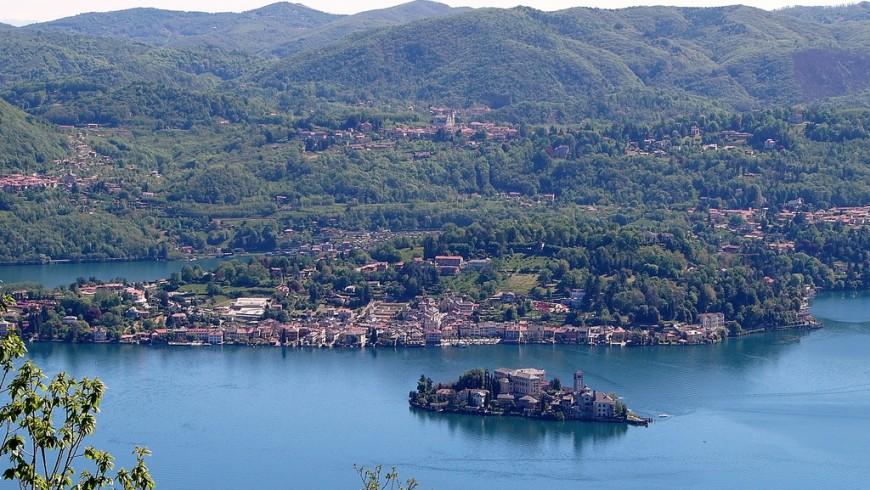 Lago de Orta, Italia. Fin de semana: 10 lagos de Italia para una escapada eco-friendly