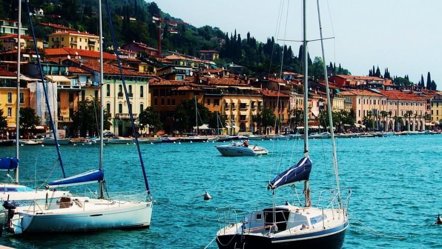 Salò, Lago de Garda, Italia. Fin de semana: 10 lagos de Italia para una escapada eco-friendly