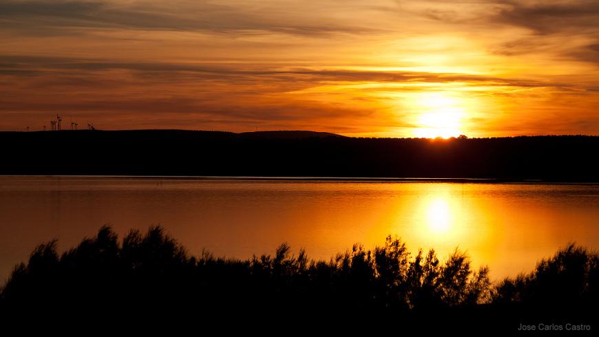 Laguna de Fuente de Piedra, Málaga, España. Fin de semana en la naturaleza: Descubre estos 10 lagos en España