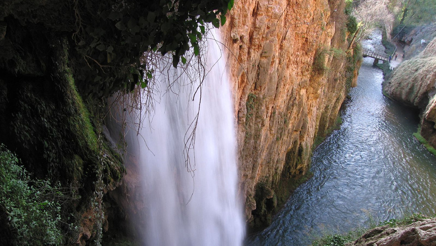 Monasterio de Piedra, Zaragoza, España. Tesoros de la naturaleza: Las cascadas más hermosas de España