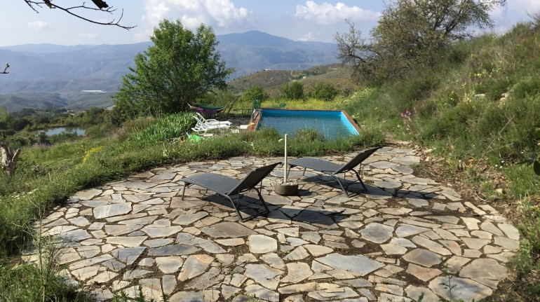 beneficios del silencio en Sierra Nevada