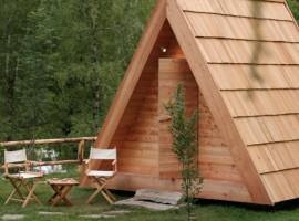 eslovenia gozdne vile eco-glamping