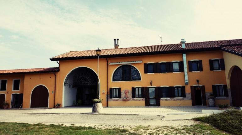 Aire del campo y aroma de vino a pocos kilómetros de Venecia