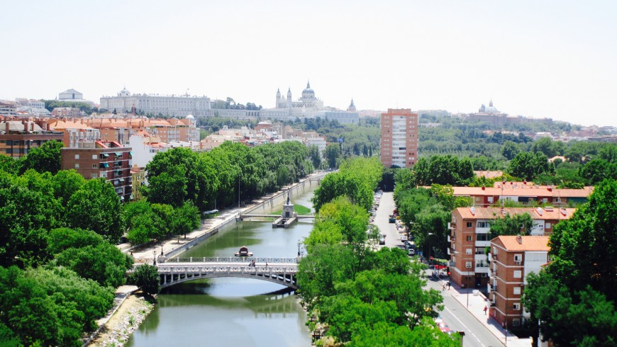 Madrid, Manzanares