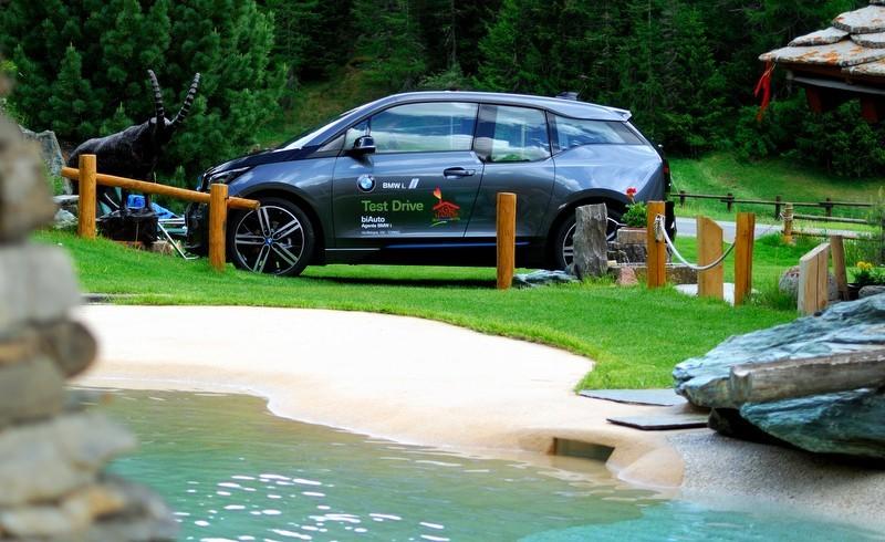 Hotel Notre Maison, Cogne, servicios de recarga para coches eléctricos
