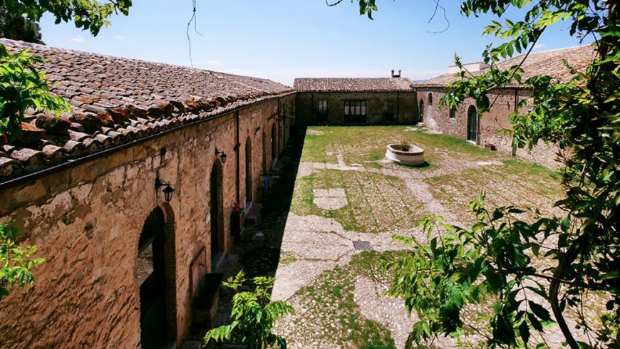 Antico Feudo San Giorgio: tu boda ecológica en Sicilia
