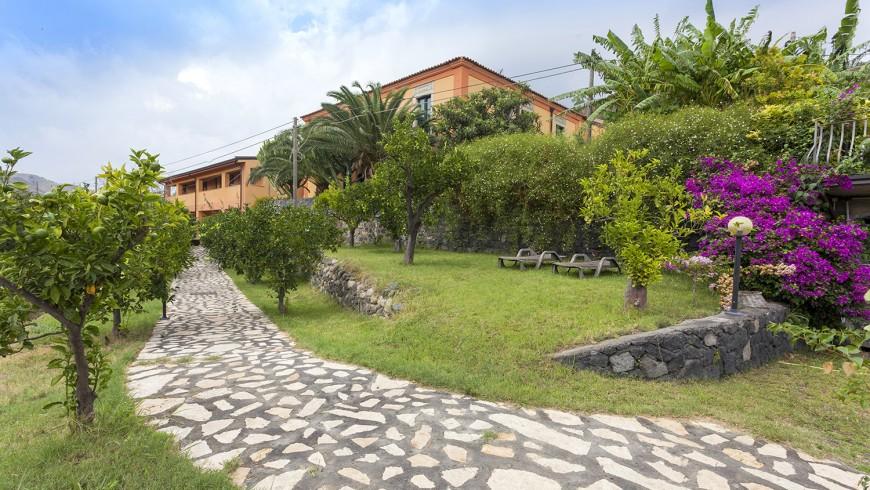 Casale Romano: una eco- boda en Alcántara Park