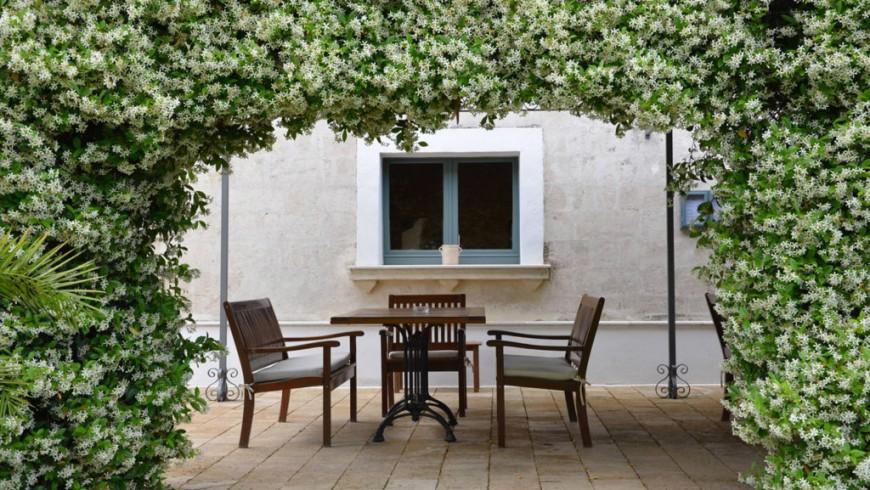 Borgo Valle Rita: resort de campo en Puglia