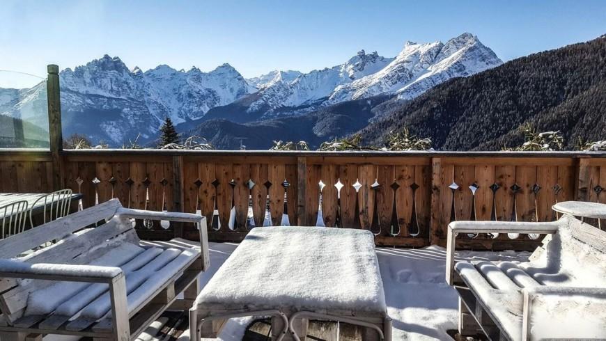 La Caminatha: tu boda verde en el corazón de los Dolomitas