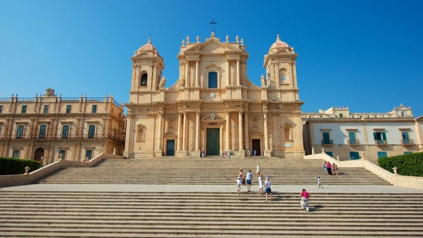 Catedral de Noto, Sicilia