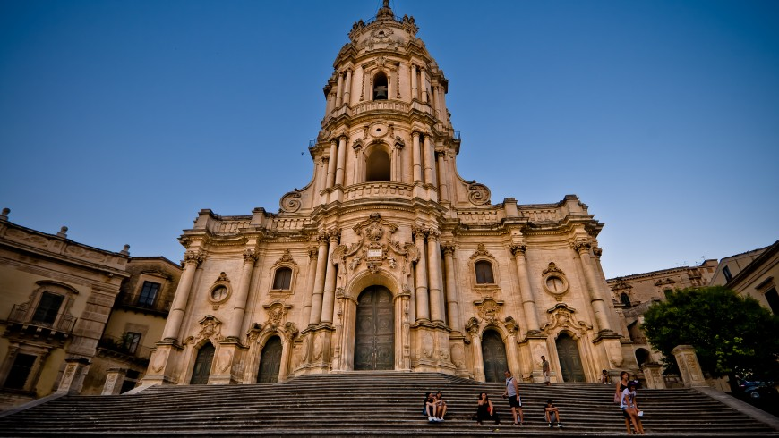 Modica, Catedral de San Jorge