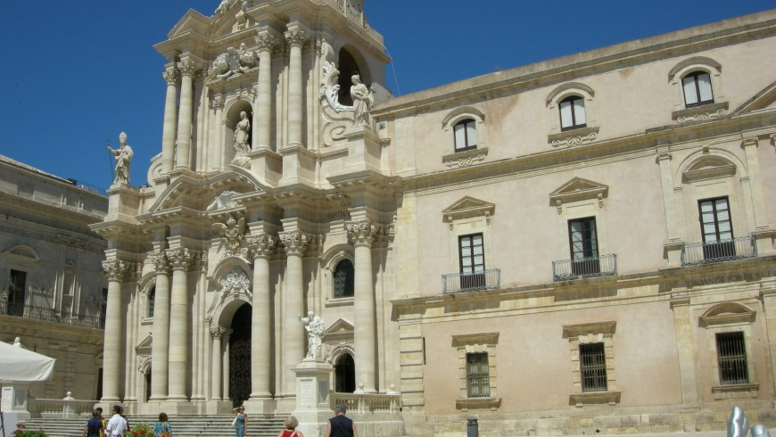 Catedral de ortigia