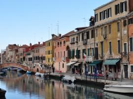 Vista desde Ca' Giustino, Cannareggio