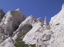 Passo del Frate, cerca del valle de Chiese