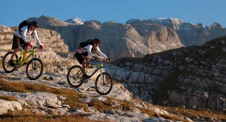 Brenta Bike Dolomites en dolomitibrentabike.it