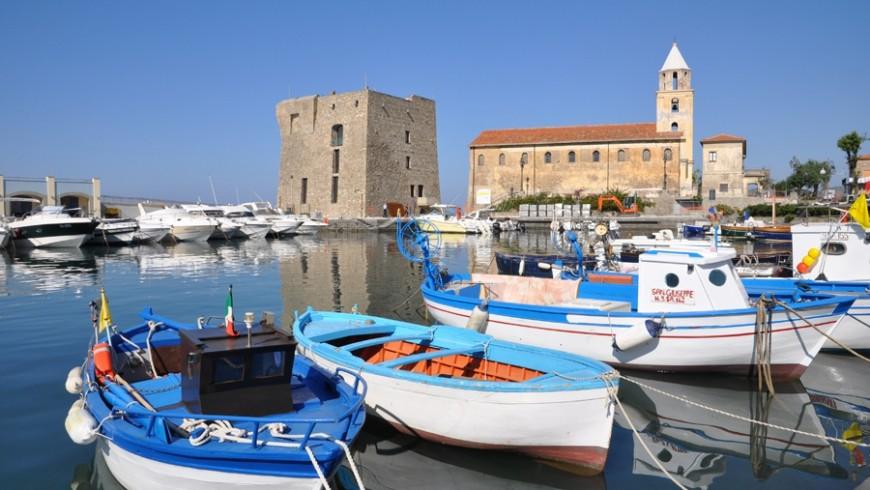 Costa de Italia, Acciaroli, un antiguo pueblo de pescadores