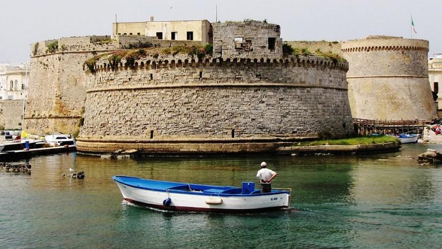 Gallipoli, la perla del mar jónico