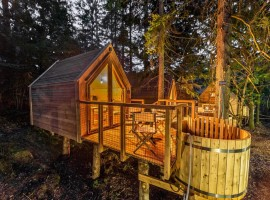 alojamiento sostenible
