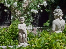 jardines secretos en la laguna de Venecia