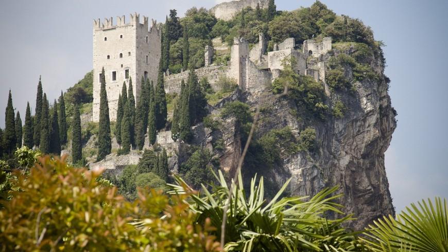 Castillo de Arco, Alto Garda