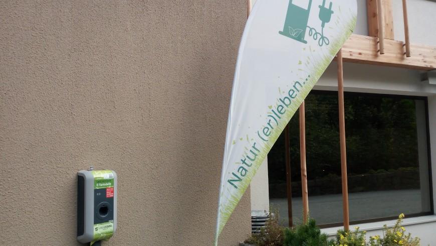 Lugares de carga en el Hotel Rainer, Racines, Alto-Adige