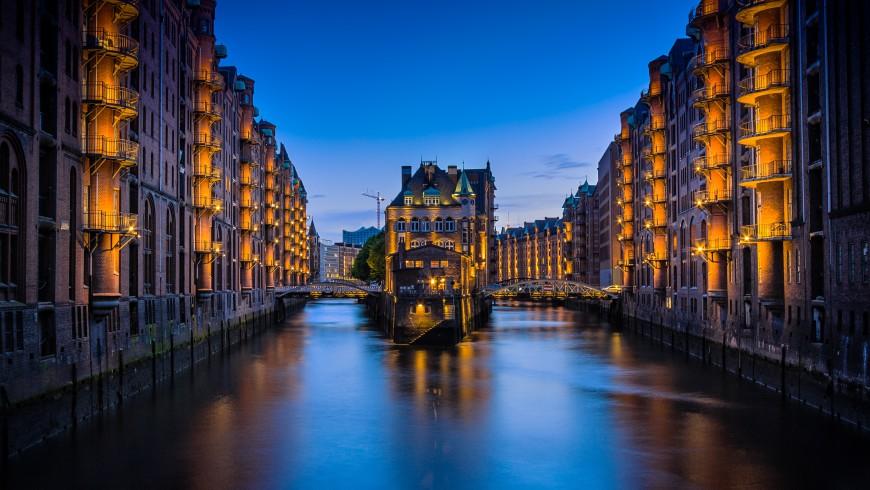 Hamburgo, Top 10 Ciudades Europeas Veganas