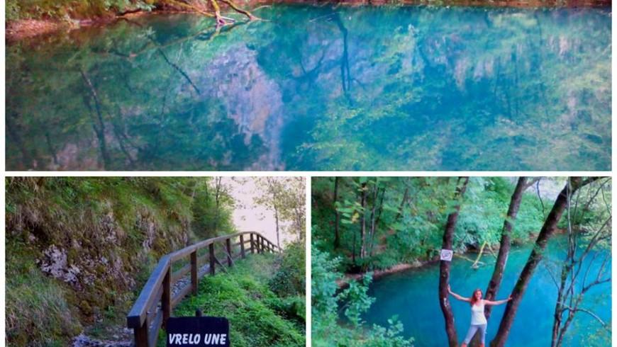 El manantial natural del río Una: un cuento de hadas turquesa en la frontera de Lika, Dalmacia y Bosnia