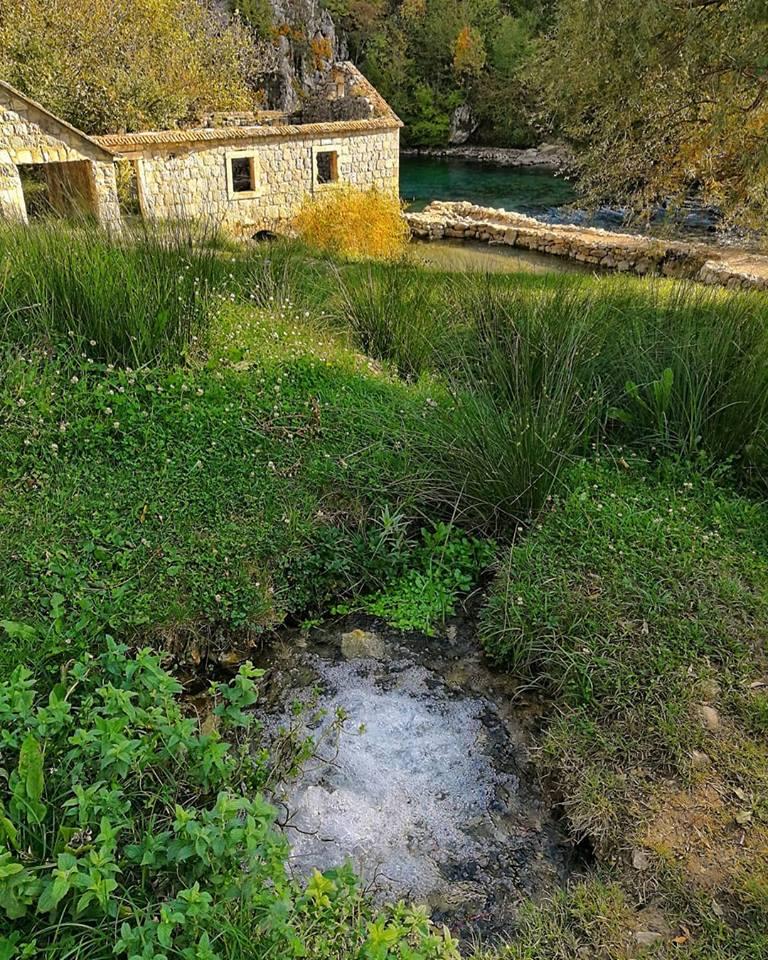 Fantásticas aguas termales en Croacia