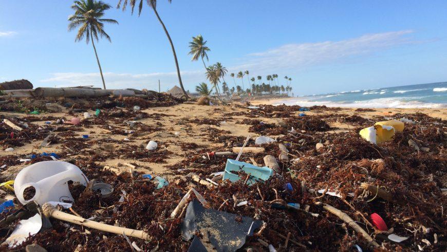 huella ecológica: consecuencias e la playa