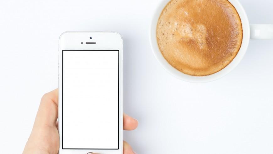 tecnología representada por un móbil