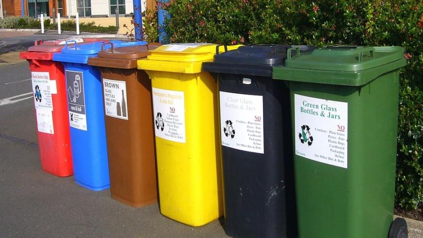 reciclar, uno de los hábitos verdes