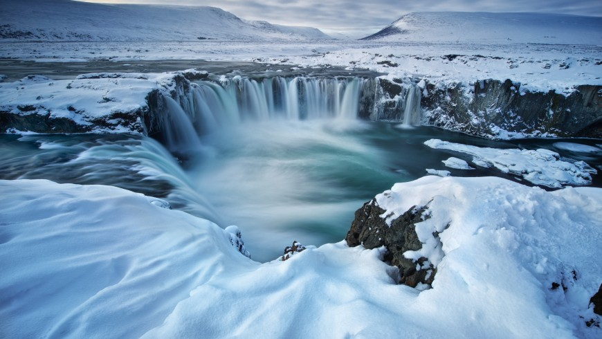 Cascate di Goðafoss, Islanda