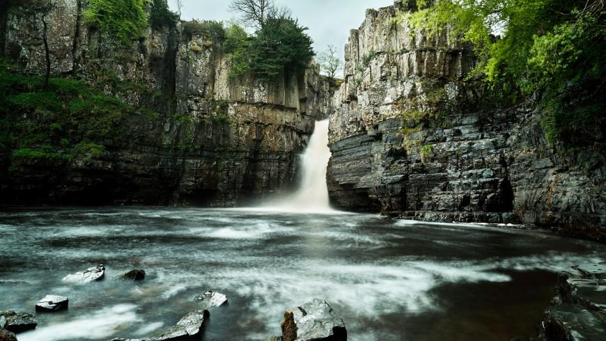 High Force Waterfall, Reino Unido