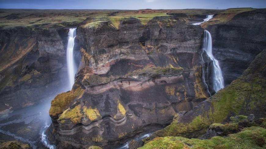 Háifoss, Islandia